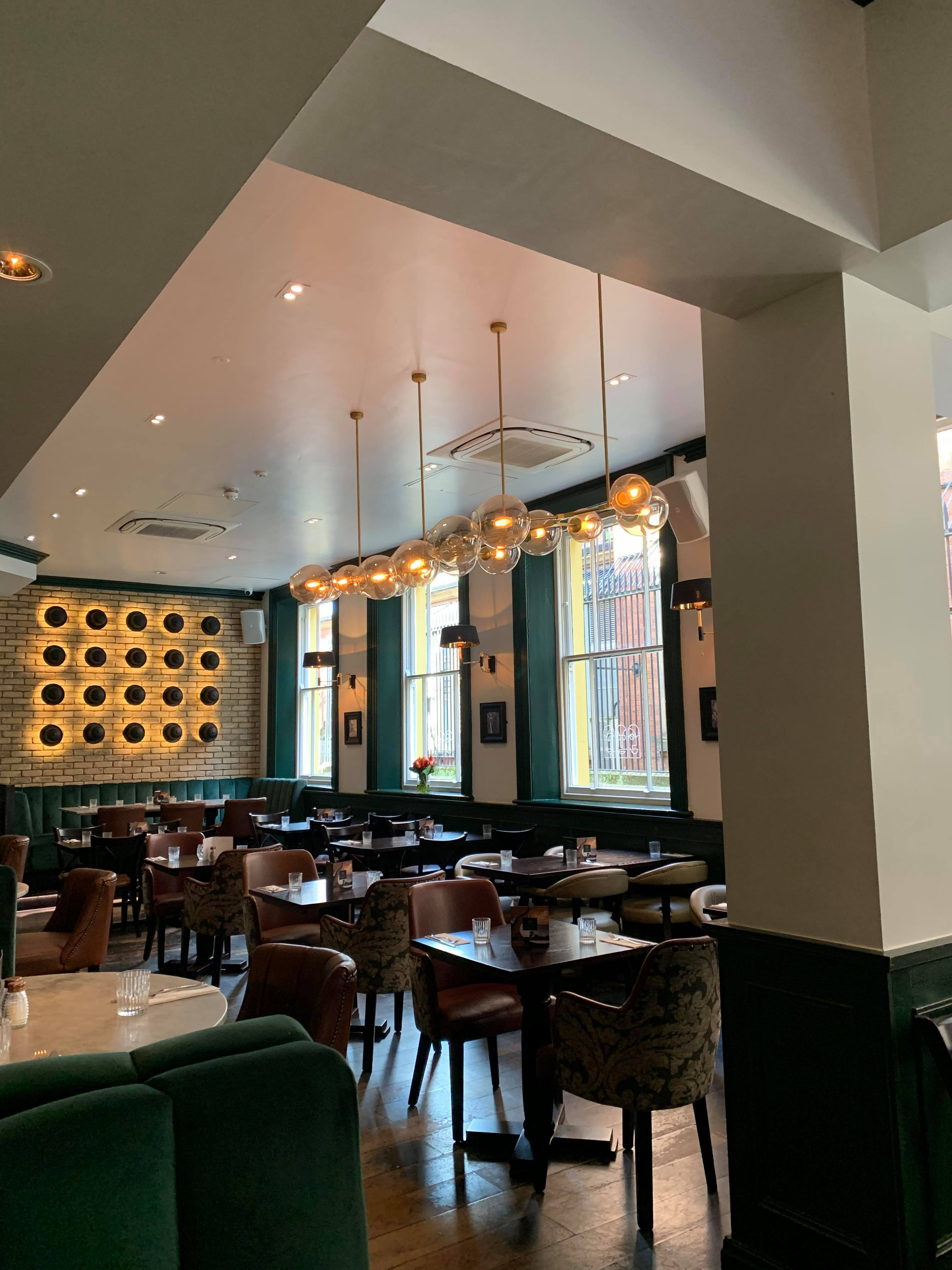 Monday Funday at Castle St Townhouse – My Foodie Journey